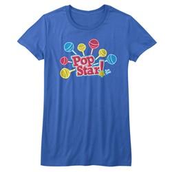 Dum Dums - Womens Pop Star T-Shirt