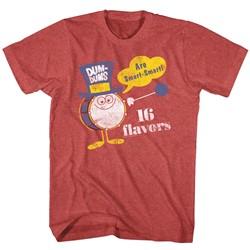 Dum Dums - Mens Smart-Smart T-Shirt