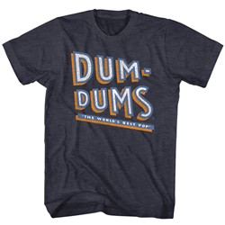 Dum Dums - Mens Stacked Dum T-Shirt