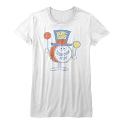 Dum Dums - Womens Dum Dums Dum Dum Pops T-Shirt