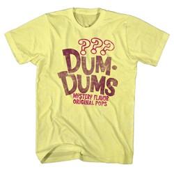Dum Dums - Mens Mystery T-Shirt
