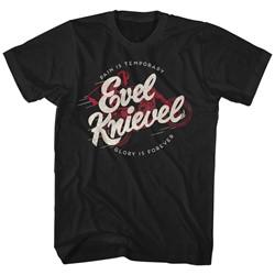 Evel Knievel - Mens Forever T-Shirt