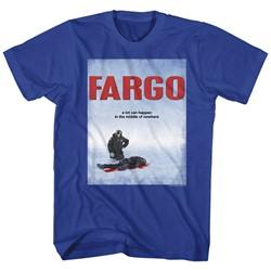 Fargo - Mens Poster T-Shirt