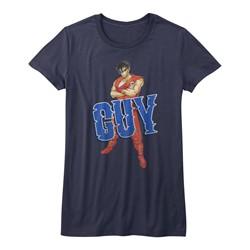 Final Fight - Womens Guy T-Shirt