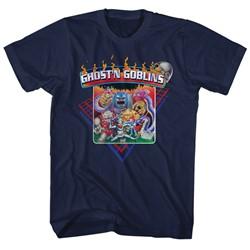 Ghost'N Goblins - Mens Ghost'N T-Shirt