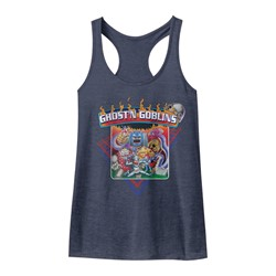 Ghost'N Goblins - Mens Ghost'N Tank Top