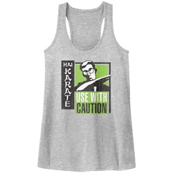 Hai Karate - Womens Green Chop Tank Top