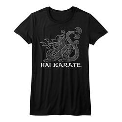 Hai Karate - Womens Hk Dragon T-Shirt