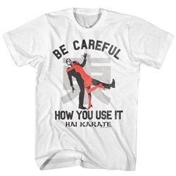 Hai Karate - Mens Careful T-Shirt