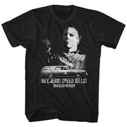 Halloween - Mens Speed Kills T-Shirt