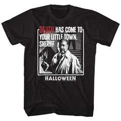 Halloween - Mens Death T-Shirt