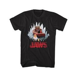 Jaws - Mens Mouth Pov T-Shirt