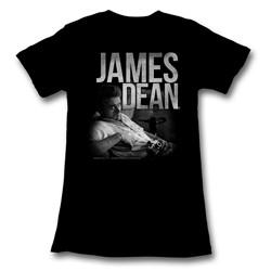 James Dean - Womens Bfd T-Shirt