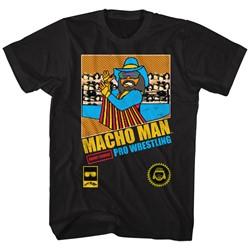 Macho Man - Mens Pro Wrestling T-Shirt