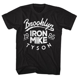 Mike Tyson - Mens Iron Mike T-Shirt