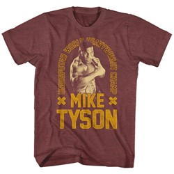 Mike Tyson - Mens Undisputed T-Shirt