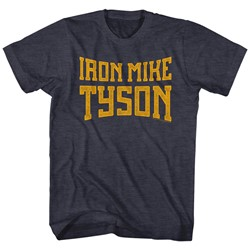 Mike Tyson - Mens Iron T-Shirt