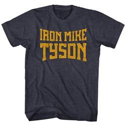 Mike Tyson - Mens Iron T-Shirt