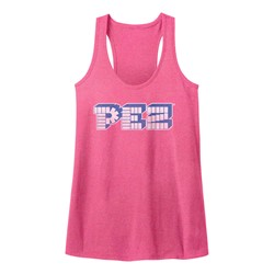 Pez - Womens Stand Alone Logo Tank Top