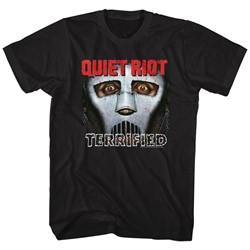 Quiet Riot - Mens Terrified T-Shirt