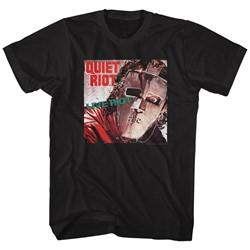 Quiet Riot - Mens Live Riot T-Shirt