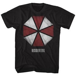 Resident Evil - Mens Umbrella T-Shirt