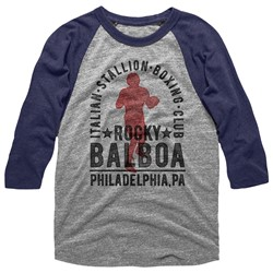 Rocky - Mens Balboa Boxing Club Raglan