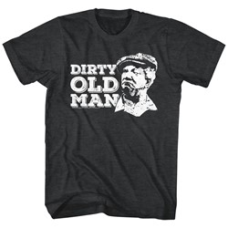 Redd Foxx - Mens Dirty Old Man T-Shirt