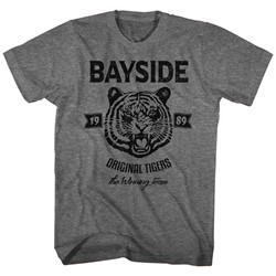 Saved By The Bell - Mens Original Tigers T-Shirt