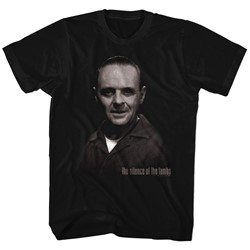 Silence Of The Lambs - Mens H.Lecter T-Shirt