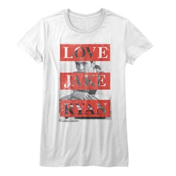 Sixteen Candles - Womens Love Jake Ryan T-Shirt