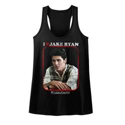 Sixteen Candles - Womens Jake Heart Tank Top