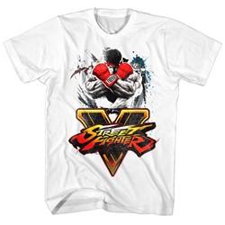 Street Fighter - Mens Streetfighta T-Shirt