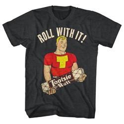 Tootsie Roll - Mens Letmerollit T-Shirt