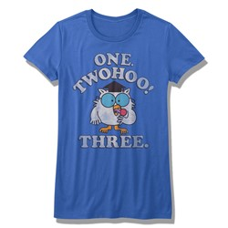 Tootsie Roll - Womens Twohoo! T-Shirt
