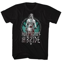 Vikings - Mens The Bride T-Shirt