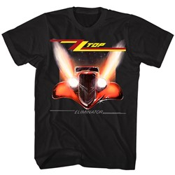 Zz Top - Mens Eliminator Cover T-Shirt