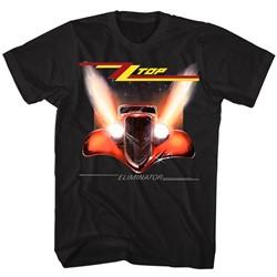 Zz Top - Mens Eliminator Cover T-Shirt
