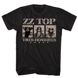 Zz Top - Mens Zz Top T-Shirt
