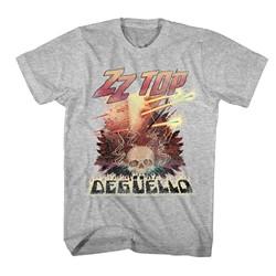Zz Top - Mens Deguello T-Shirt