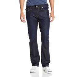 True Religion - Mens Ricky Pocket Flap Straight Jeans