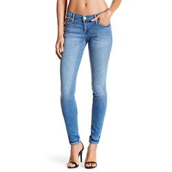True Religion - Womens Casey Low Rise Super Skinny Jeans