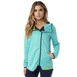 Fox - Womens Conclusion Zip Hoodie