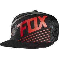 Fox - Boys Kids Solvent Snap Snapback Hat