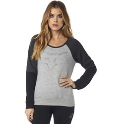 Fox - Womens Projected Crew Hoodie