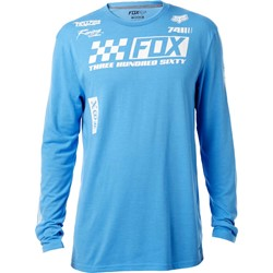 Fox - Mens Repaired Tech Longsleeve Shirt
