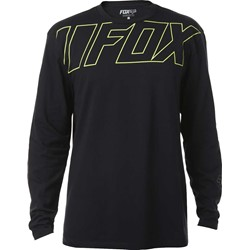 Fox - Mens Big Screener Longsleeve Shirt