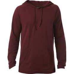 Fox - Mens Pitted Hooded Knit Longsleeve Shirt