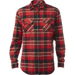 Fox - Mens Glamper Flannel Woven