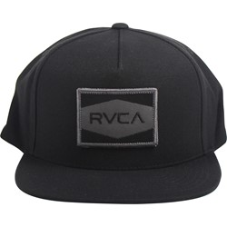 RVCA - Nations Snapback Hat